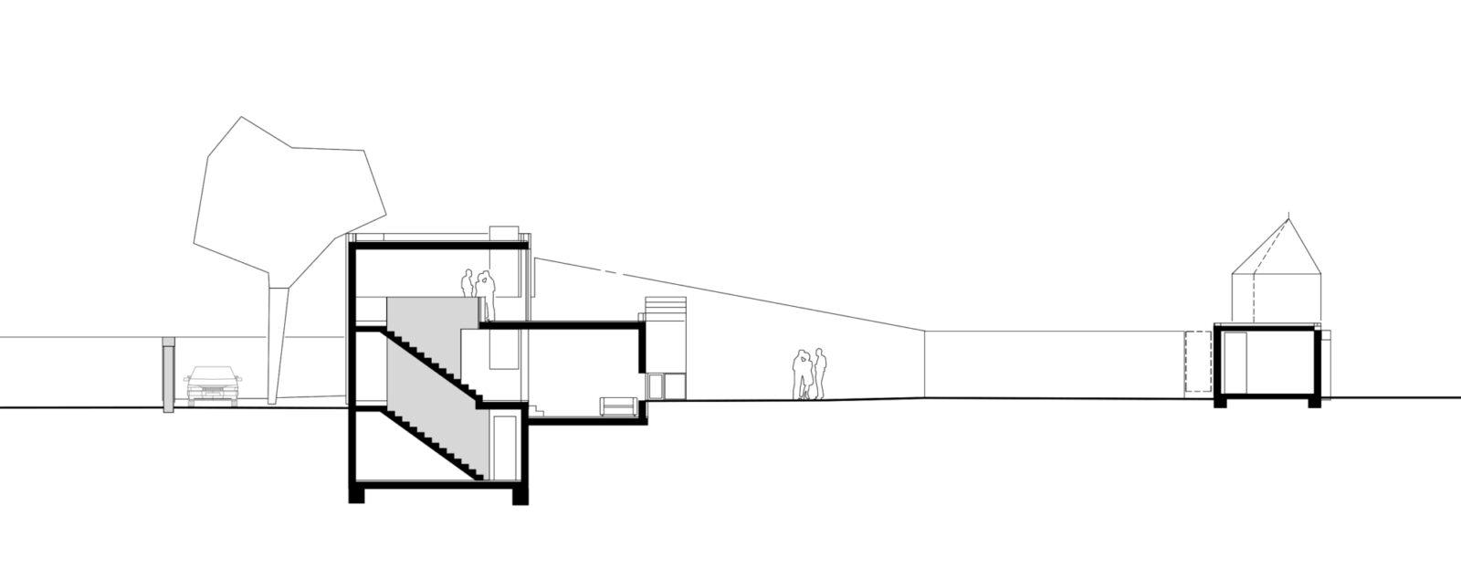 Section D–D