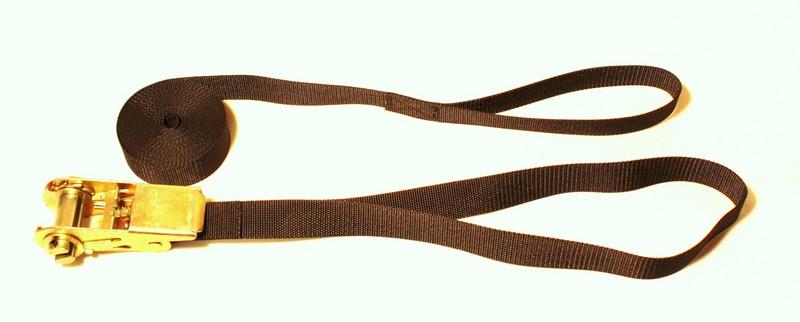 Populära ALAC AB i Bjuråker - Produkter - Spännband 25mm tvådelat m öglor VQ-71