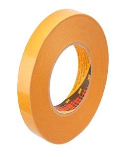 Kétoldalas ragasztószalag: akril ragasztó/papírflíz hordozó 3M 9084 vékony kétoldalas ragasztószalag