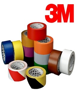 3M 764i PVC vinlil jelölő ragasztószalag többféle színben