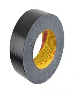 Textilhordozós ragasztószalag 3M 3997 textilhordozós ragasztószalag fekete/ezüst