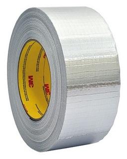 3M Scotch 3334 erősített alumíniumfóliás ragasztószalag