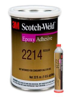 Scotch-Weld egykomponensű szerkezeti ragasztó 3M 2214  egykomponensű szerkezeti ragasztó