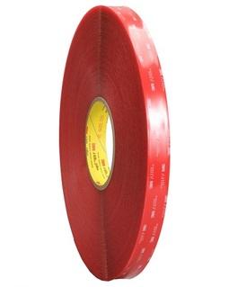 VHB akrilhab ragasztószalag, átlátszó 3M 4905F VHB akrilhab ragasztószalag
