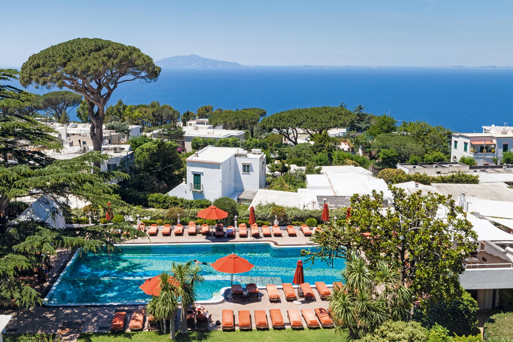 Capri Palace Anacapri Italy swimwear designer melissa odabash's go-to island hotel
