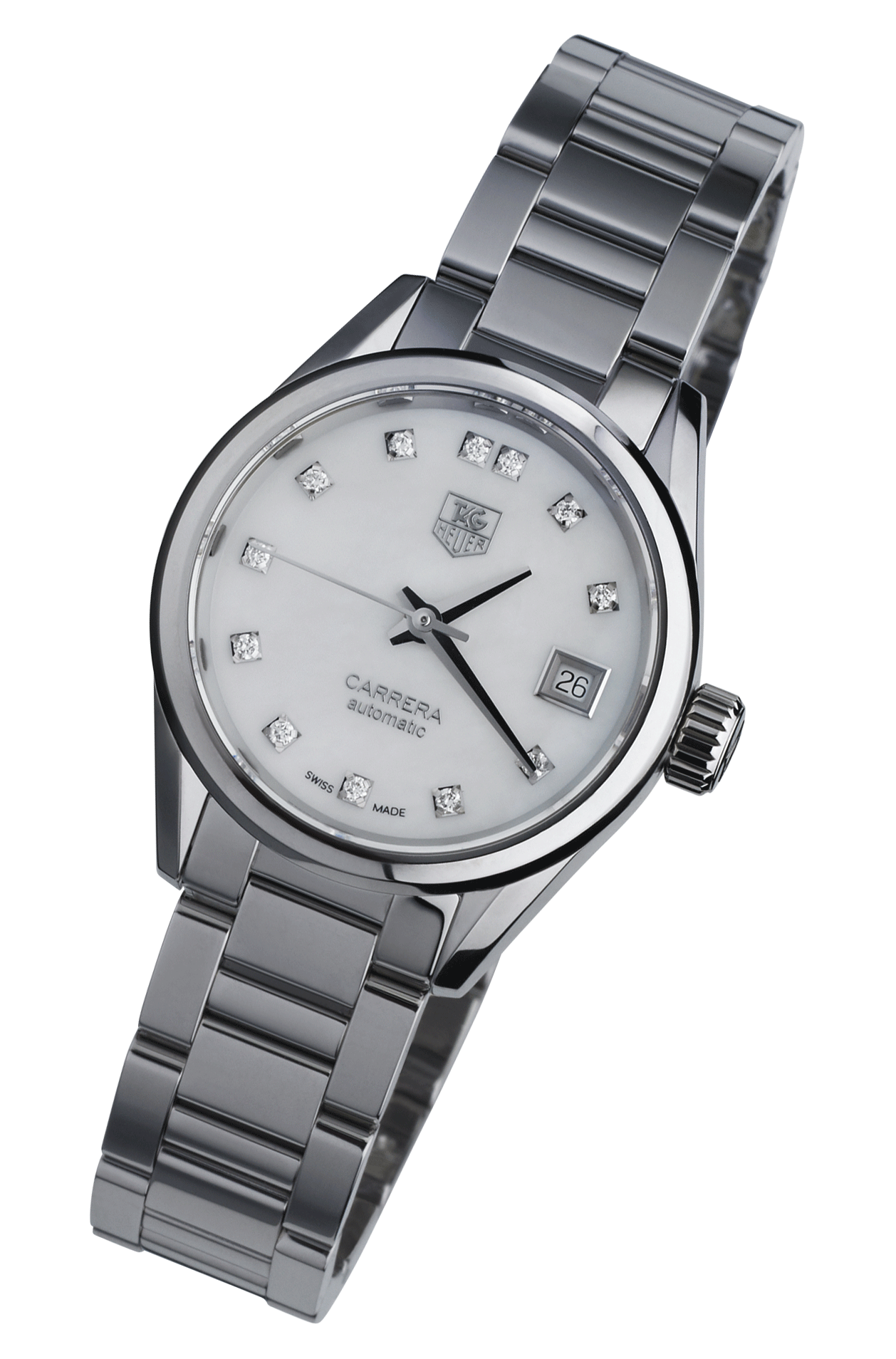 Tag Heuer Carrera Lady Calibre 9 Watch How To Spend It