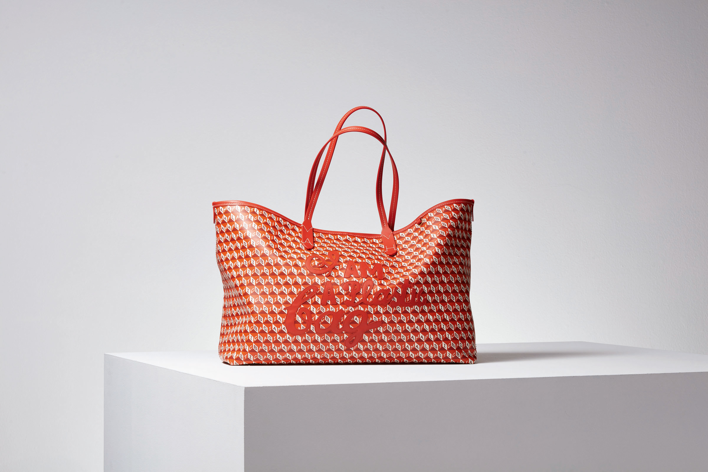 Exclusive: Anya Hindmarch launches I Am a Plastic Bag