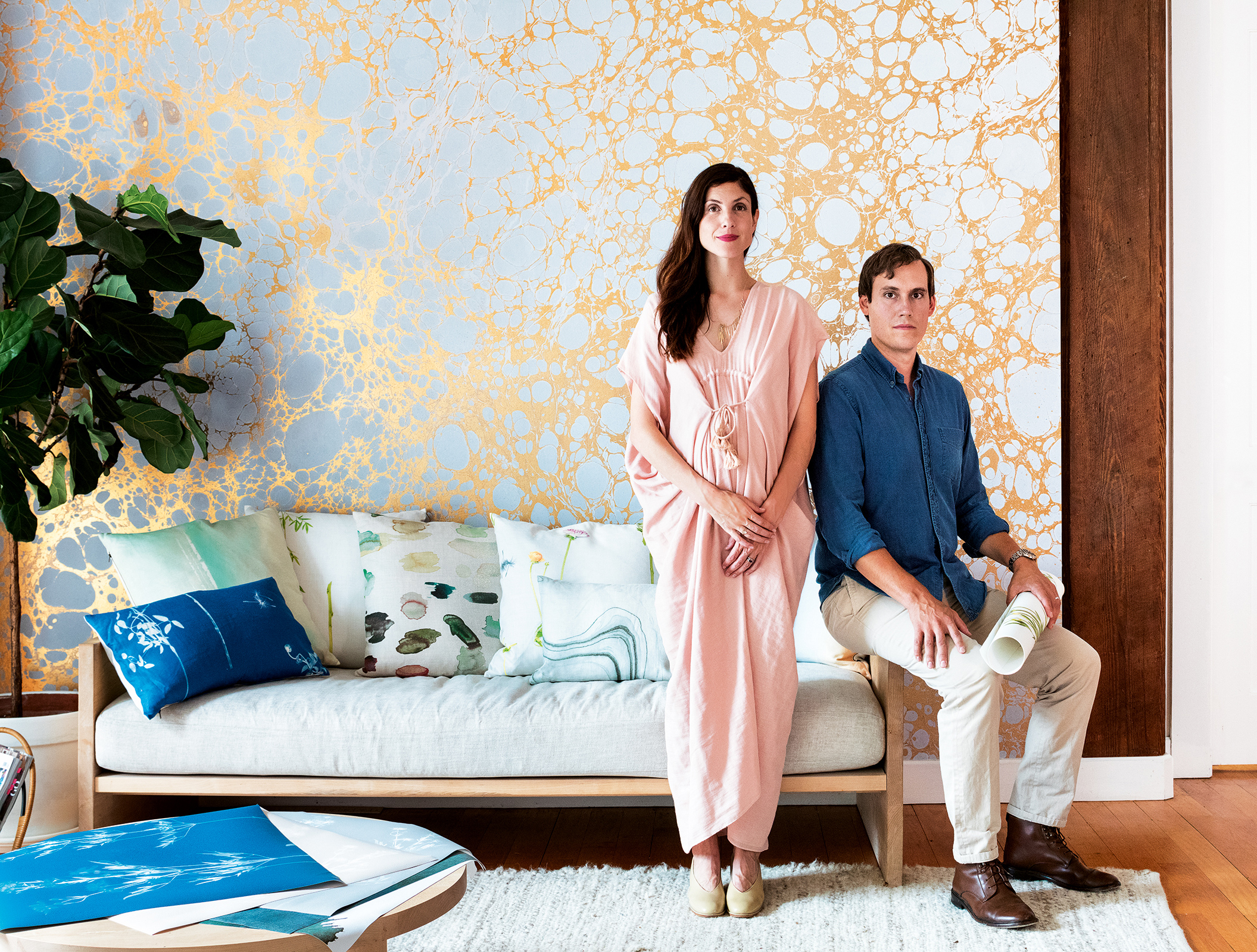 The Brooklyn Startup Shaking Up The World Of Wallpaper How