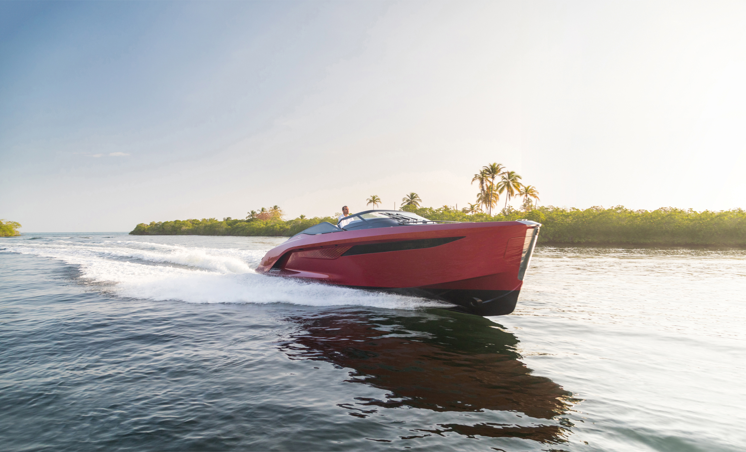 Testing the waters in three pocket-rocket speedboats