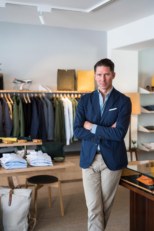 Marylebone's coolest menswear store lands in Zürich
