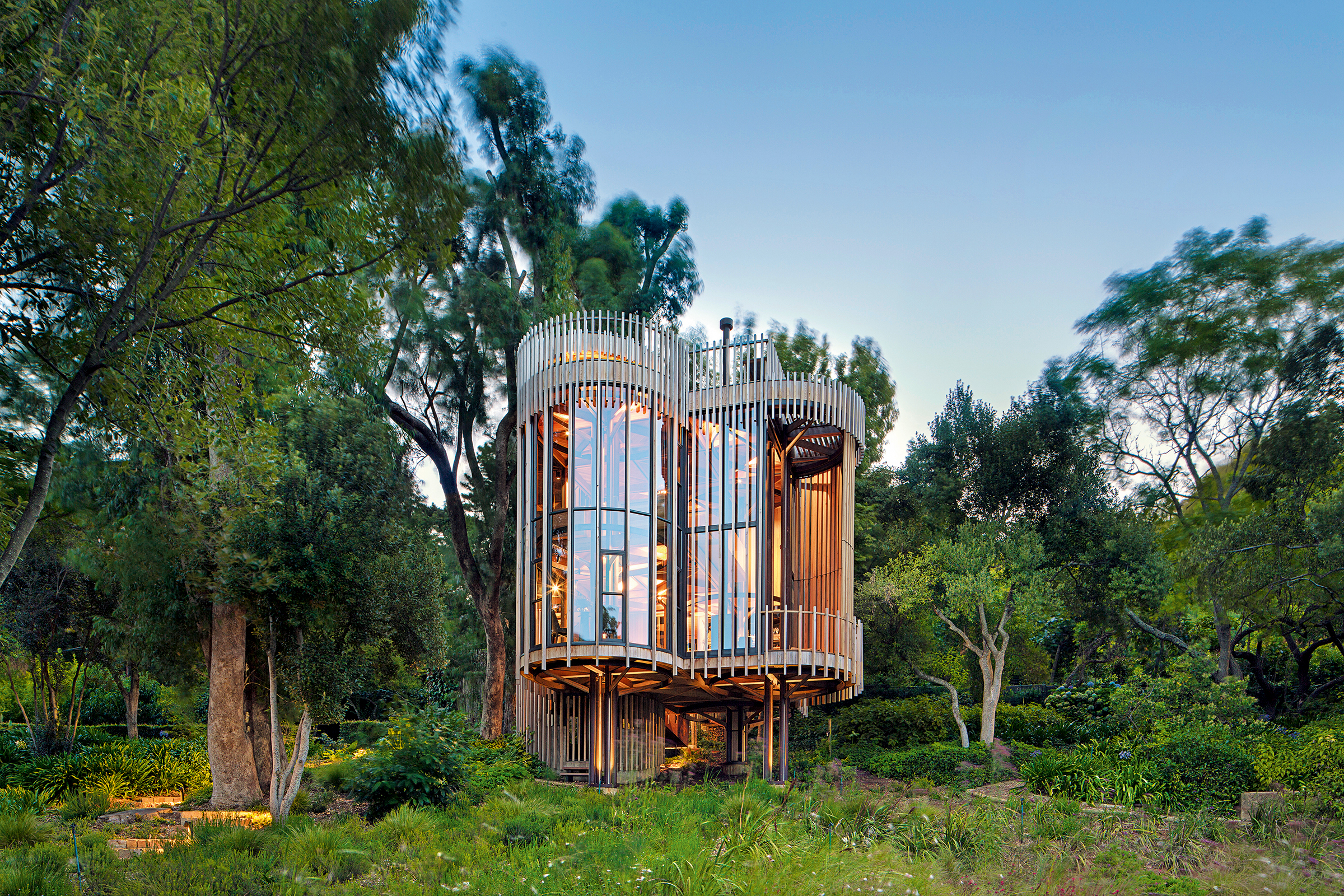 Treehouses reaching luxurious new heights   How To Spend It