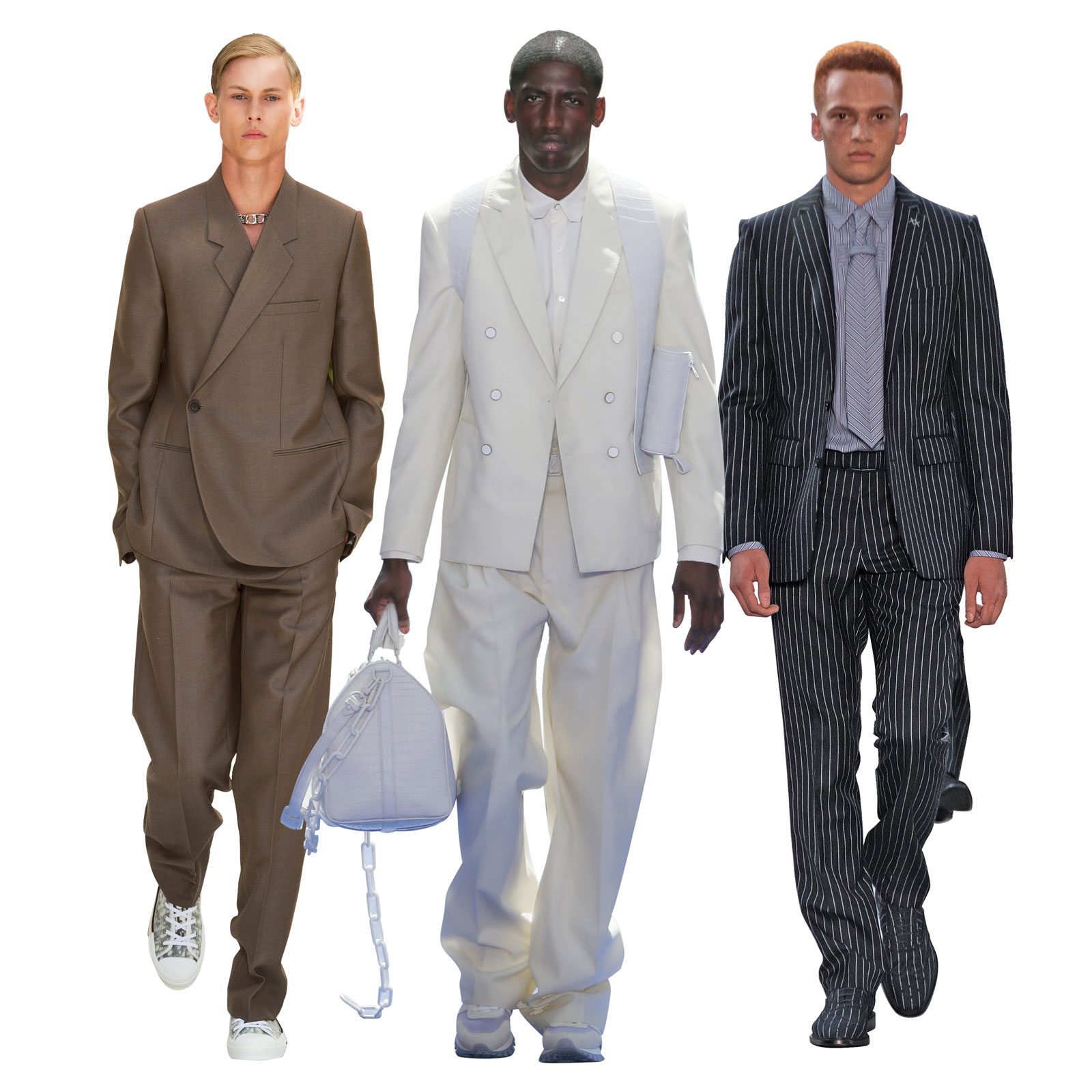 ec8e787a43 Menswear's cool new tailoring   How To Spend It