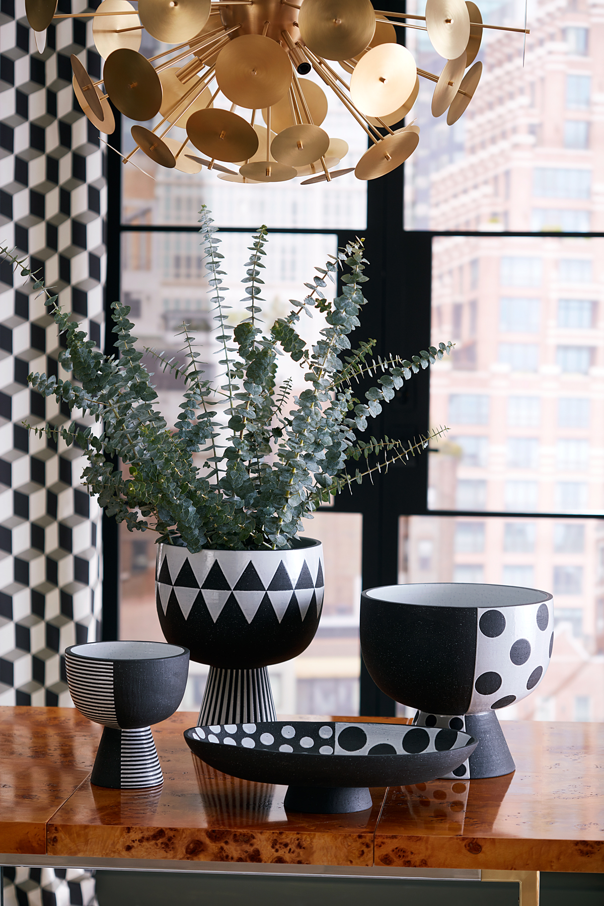 In the monochrome mix: 11 standout designs