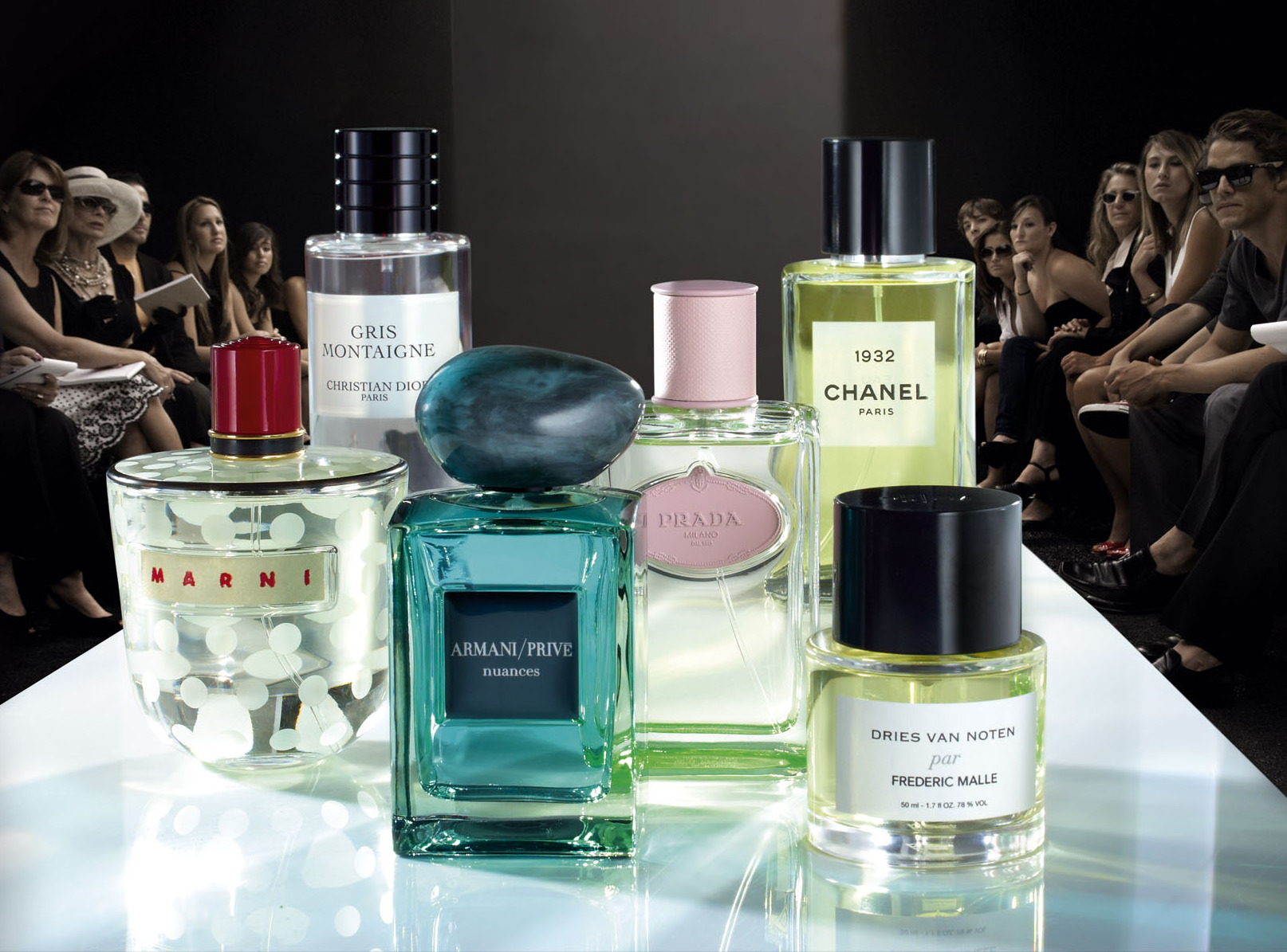 Gris Montaigne Christian Dior dress scents | how to spend it