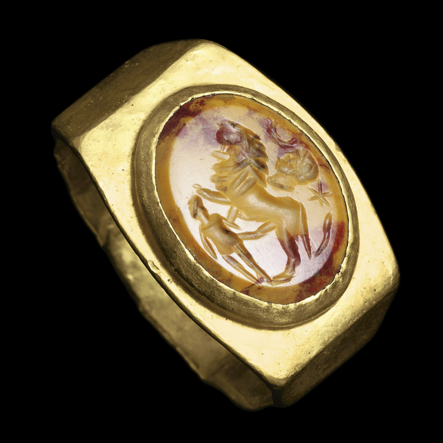 Ancient Roman Rings roman intaglio rings | how to spend it