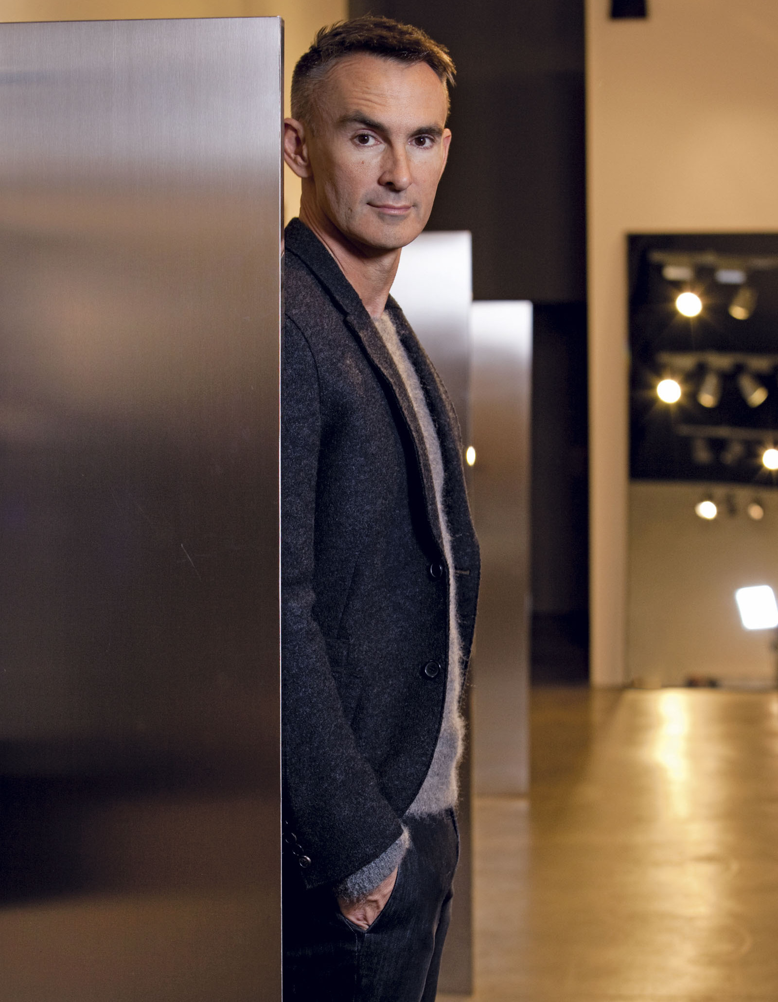 premium selection 0aef6 b7e38 Neil Barrett talks personal taste: Part One | How To Spend It