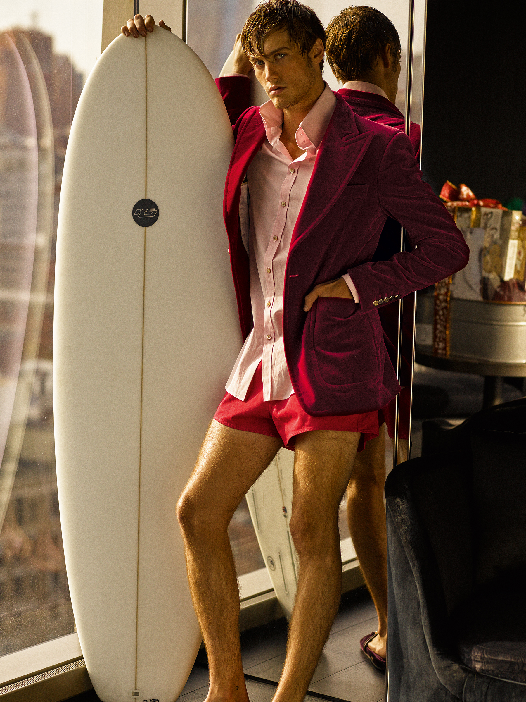 3dfb34fde3 Surf's up! How men's tailoring took to the waves   How To Spend It