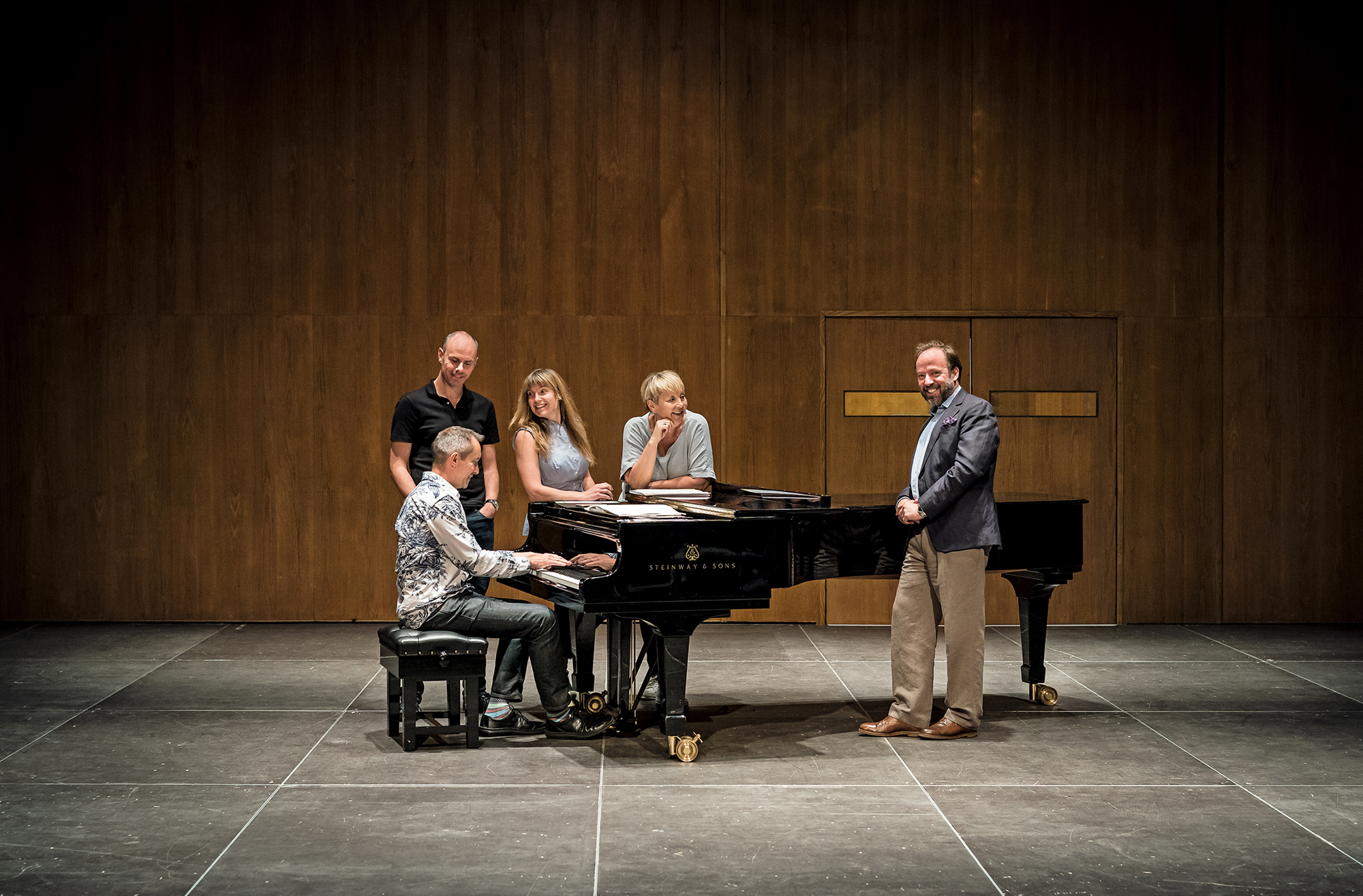 The 21st century patrons commissioning classical music