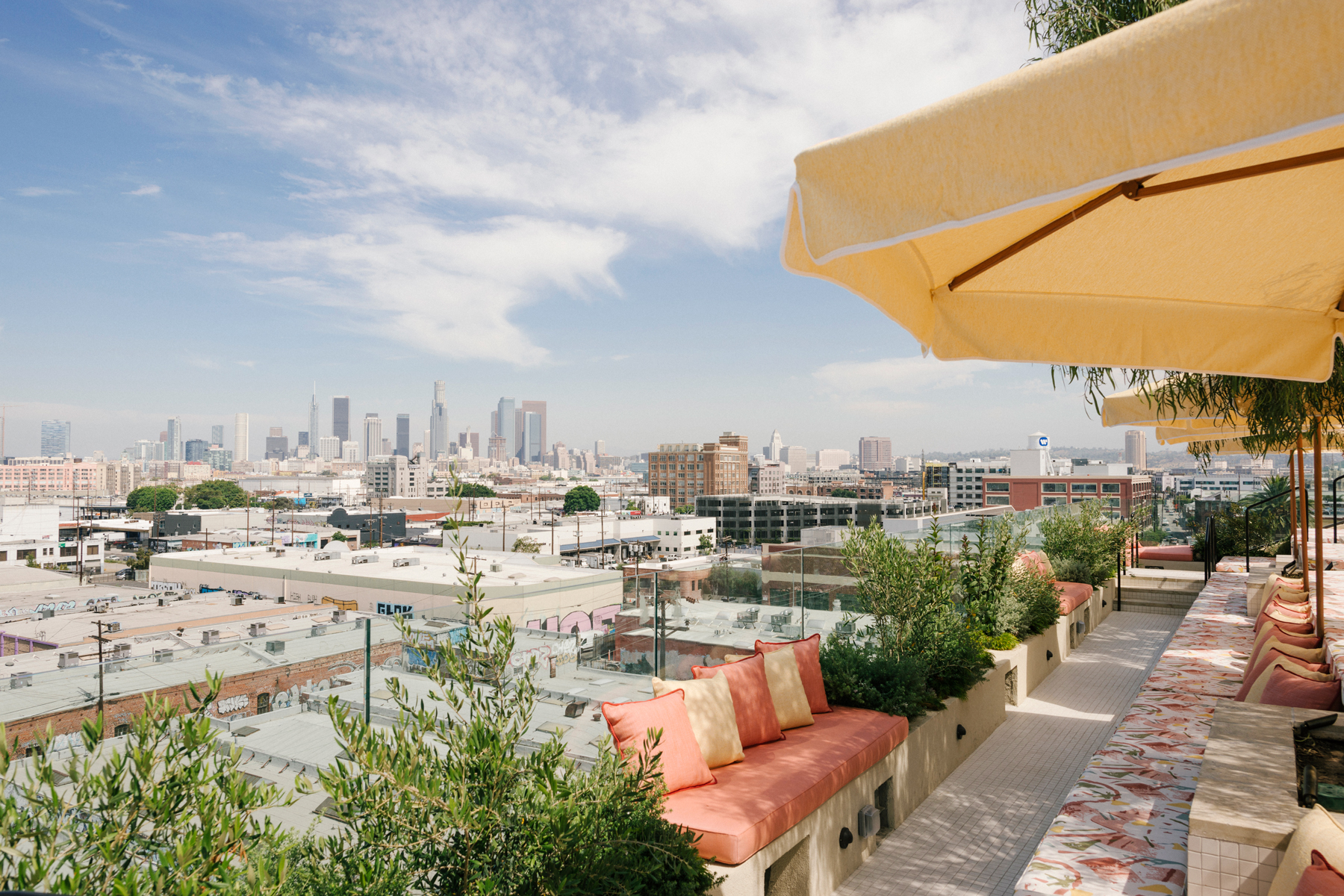 Los Angeles is on a hotel roll