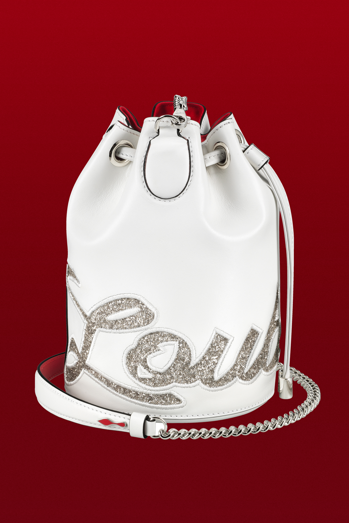 e1c028156d9 Louboutin launches new Marie Jane bucket bags | How To Spend It