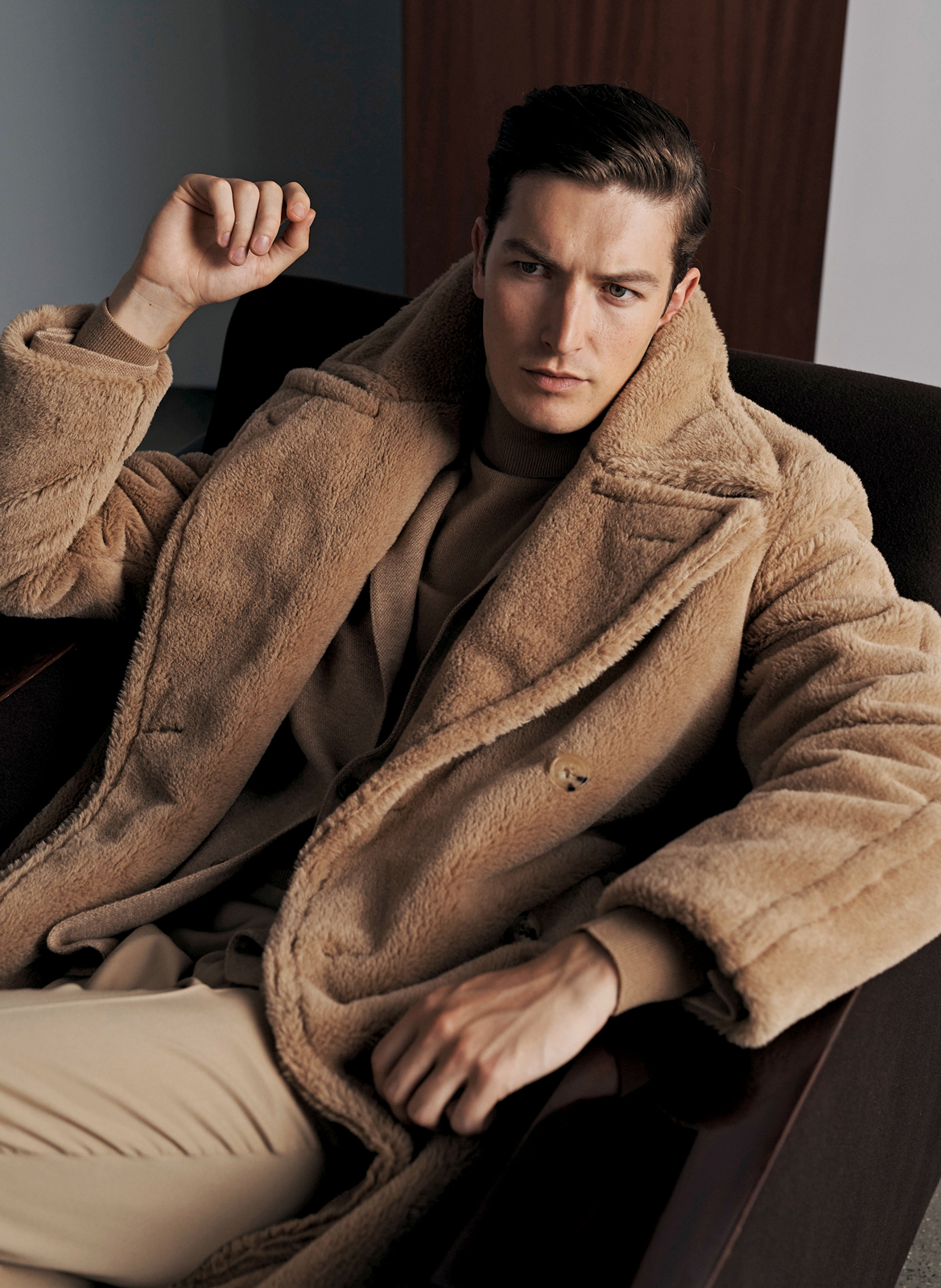 This season's best teddy coats for men | How To Spend It