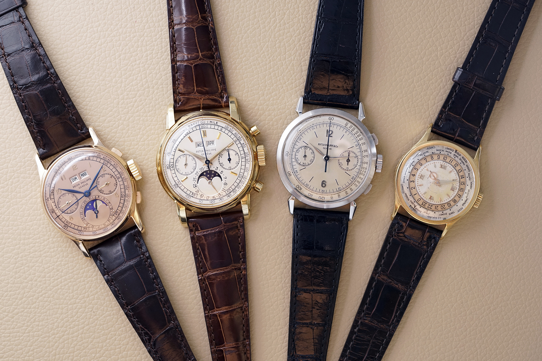 Jean-Claude Biver's rare watch collection is coming to London
