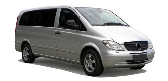 Private Luxury Minivan