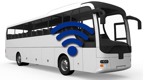 Shuttle Transfer with Wi-Fi