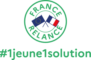 logo de #1jeune1solution