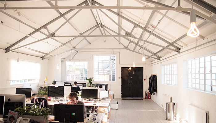 Sublet shared office in London