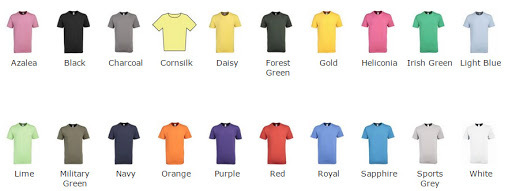 Premium Cotton T-Shirts- JUST £5.00