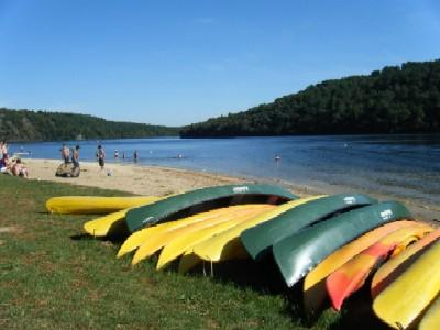 La Belle Maison, kayak hire available locally
