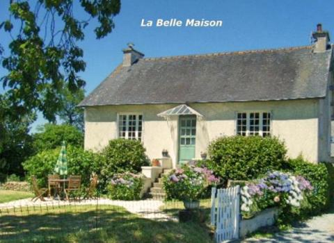 La Belle Maison, self-catering holiday cottage in Brittany
