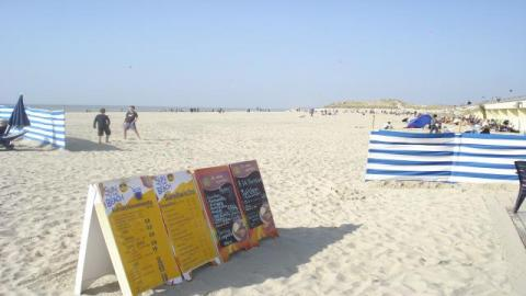 Le Touquet Beach - Le Touquet Holidays