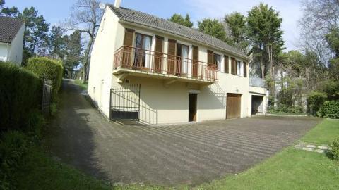 Lopale Villa Rear- Le Touquet Holidays