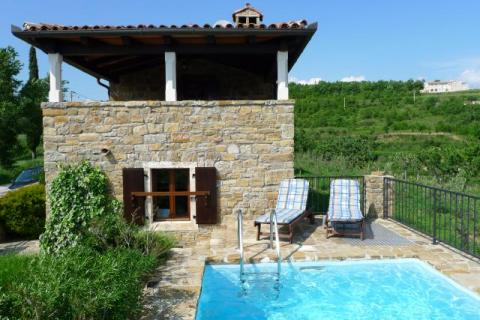 Villa Klarici & Pool - Just for 2, Motovun  Book Direct with Owner