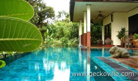 Thailand villa rental photos