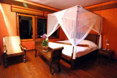 Thai bedroom