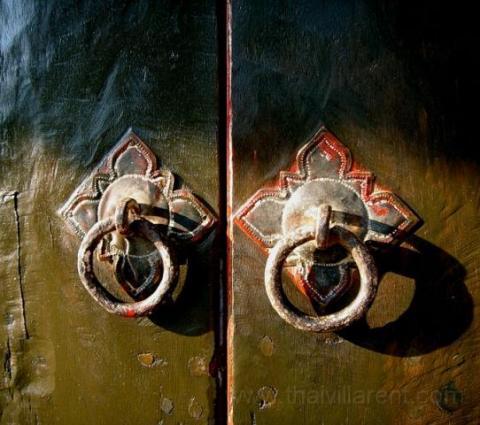 Thai doors