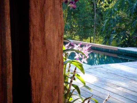 Beautiful Thai pool villa vacation rental