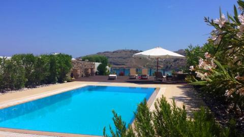 8 x 4 metre private pool