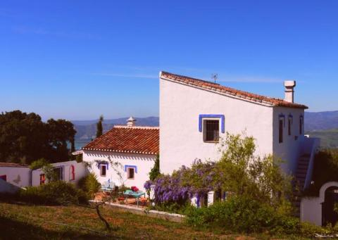 Spanish country Villa situated between Malaga and Granada, Andalucia