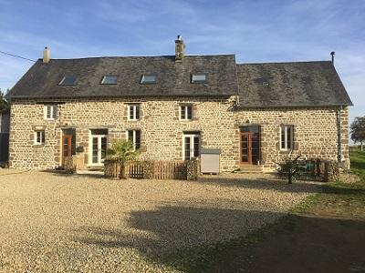 Gites Le Bisson | Holiday Cottages in France