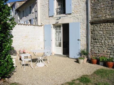 Photo of Garden Gite in France