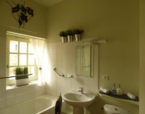 La Liberté Studio Sarlat - bathroom