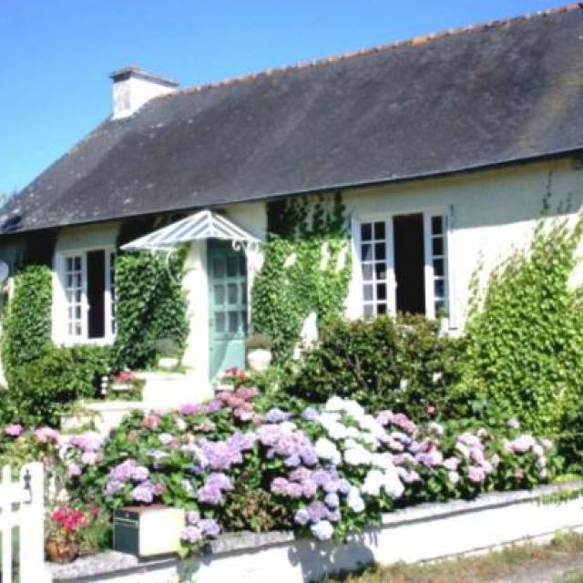 La Belle Maison, detached holiday cottage, sleeps 4