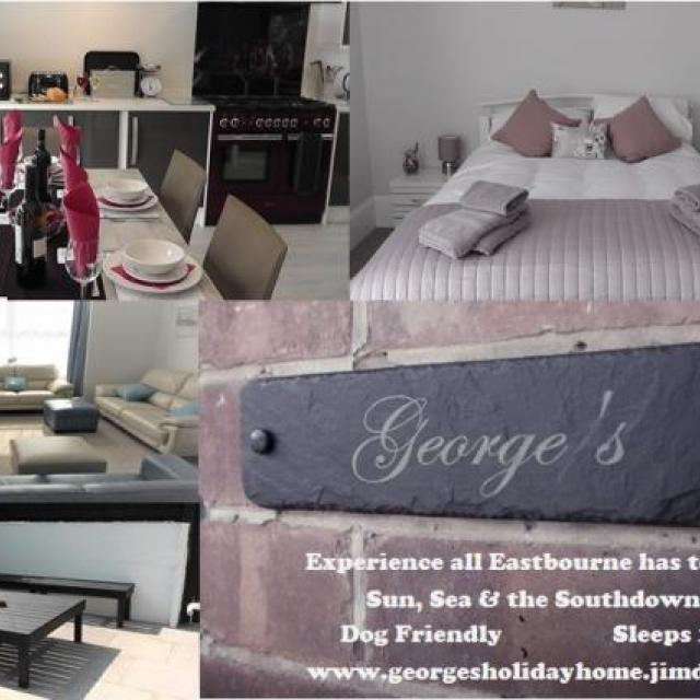 Holiday Home sleeping 10+ in East Sussex