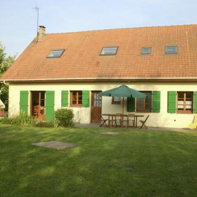 St Josse Farm House - Le Touquet Holidays