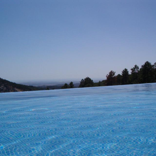 Villa for rent in algarve with pool