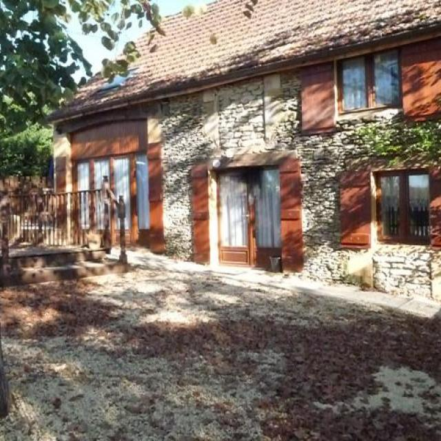 Great family accomodation in south west France